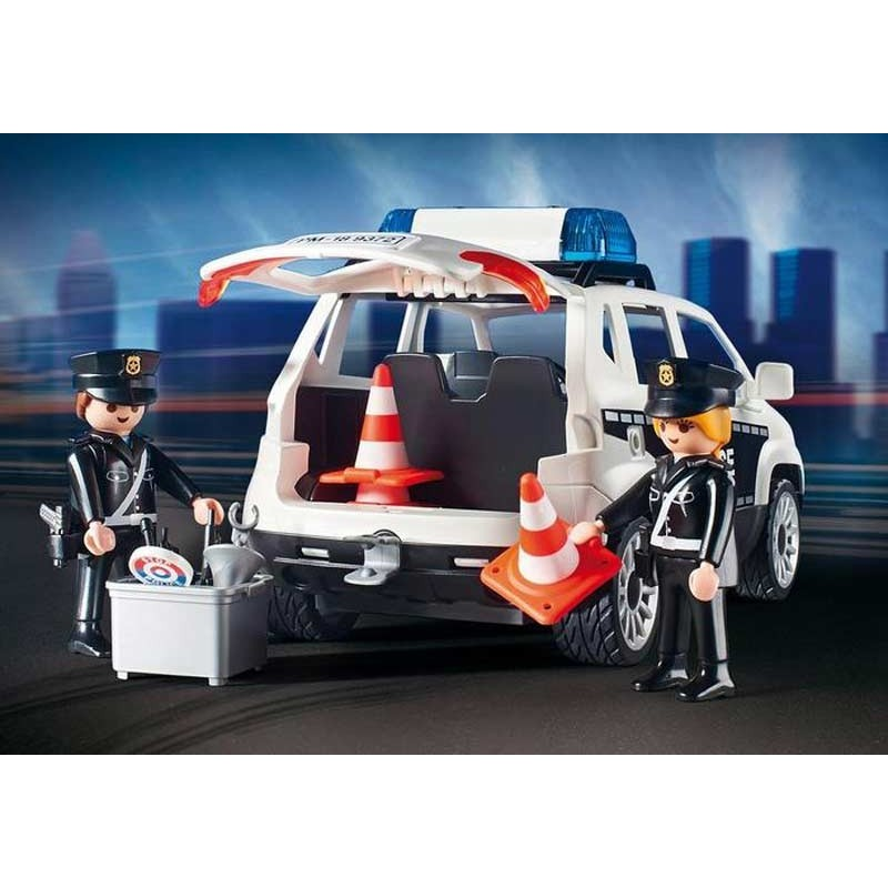 Playmobil City Action Mega Set de Policía