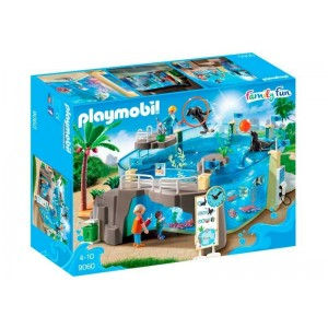 Playmobil Family Fun Acuario