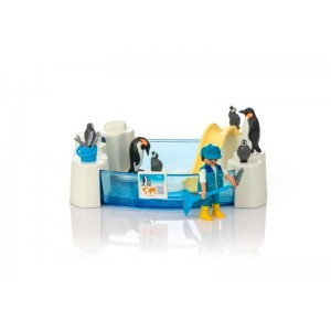Playmobil Family Fun Pingüinos