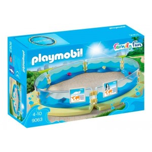 Playmobil Family Fun Piscina de Acuario