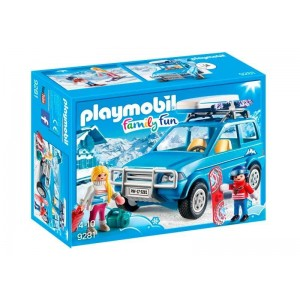 Playmobil Family Fun Coche