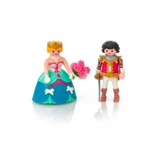 Playmobil Duo Pack Pareja Real