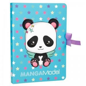 Top Model Carpeta de Notas to Go Mangamodel Panda