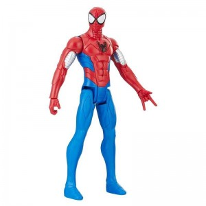 Spiderman Titan Hero Series Web Warriors