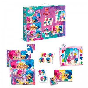 Mega Edukit Shimmer and Shine
