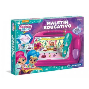 Shimmer & Shine Maletín Educativo