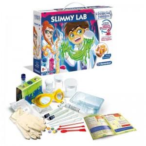 Laboratorio Crea tu Slime
