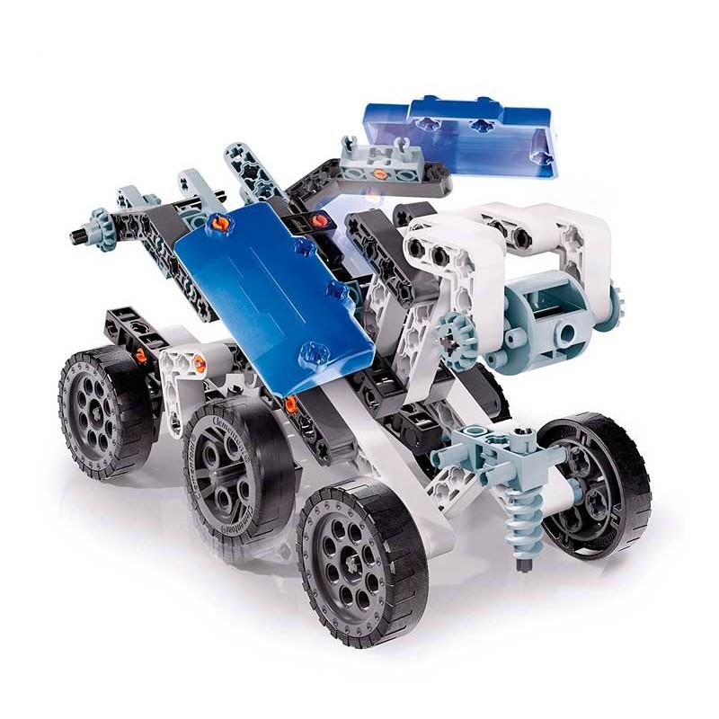 Laboratorio de Mecánica Explorer Estación Espacial