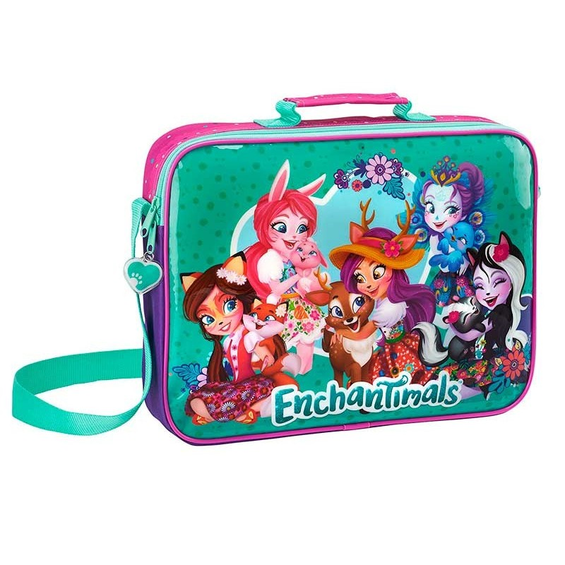 Enchantimals Cartera Extraescolares