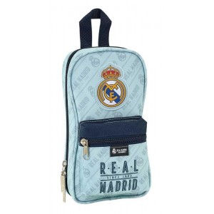 Real Madrid Plumier Cuádruple