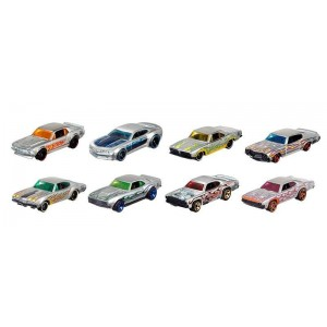 Surtido Hot Wheels 50th Aniversario Zamac