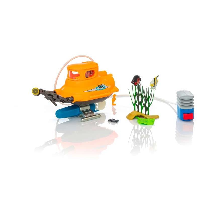 Playmobil Sports Action Submarino con Motor