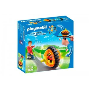 Playmobil Sports Action Speed Roller Naranja