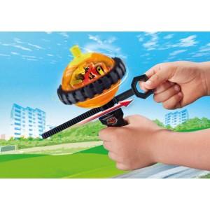 Playmobil Sports Action Speed Roller Naranja