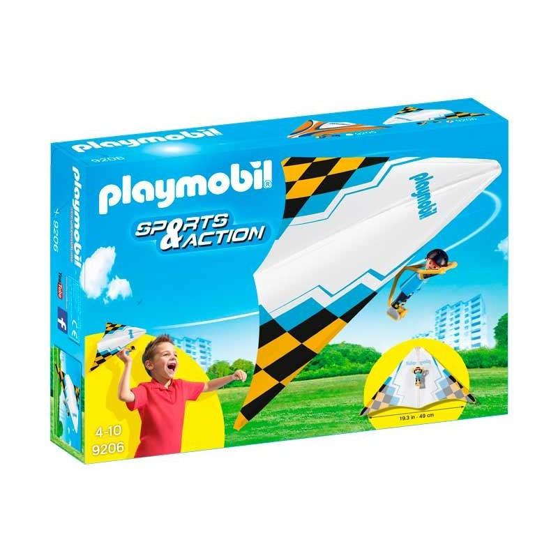 Playmobil Sports Action Ala Delta Jack