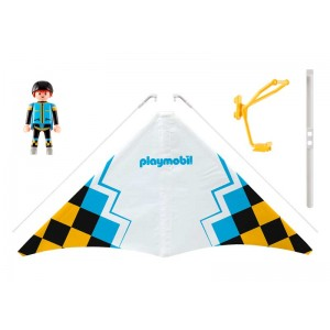 Playmobil Sports Action Ala Delta Jack