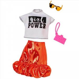 Barbie Moda Look Completo