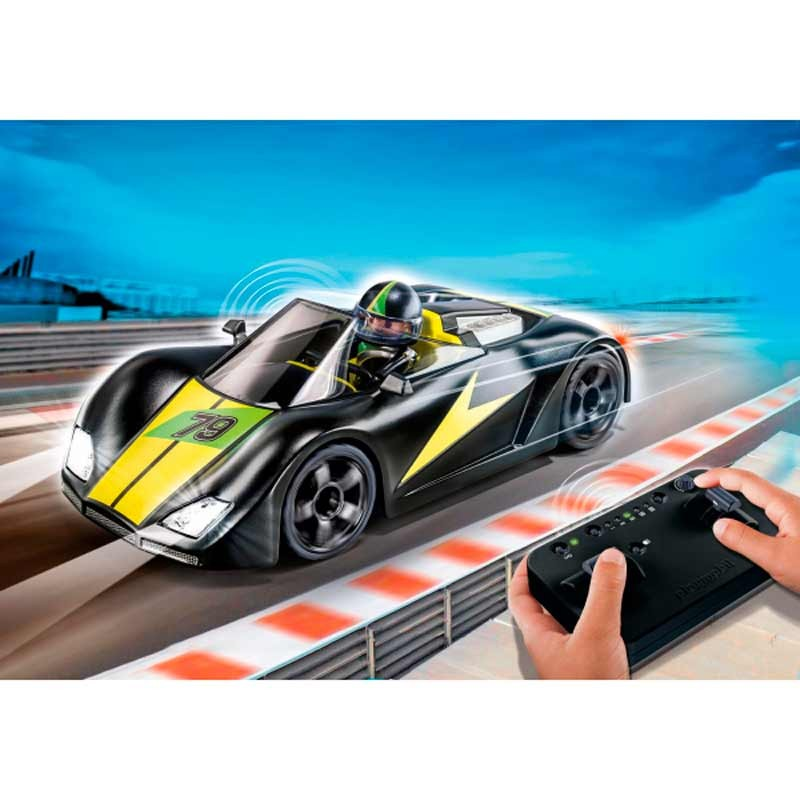 Playmobil Action Racer Deportivo RC