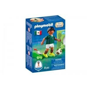 Playmobil Jugador de Fútbol Mexico