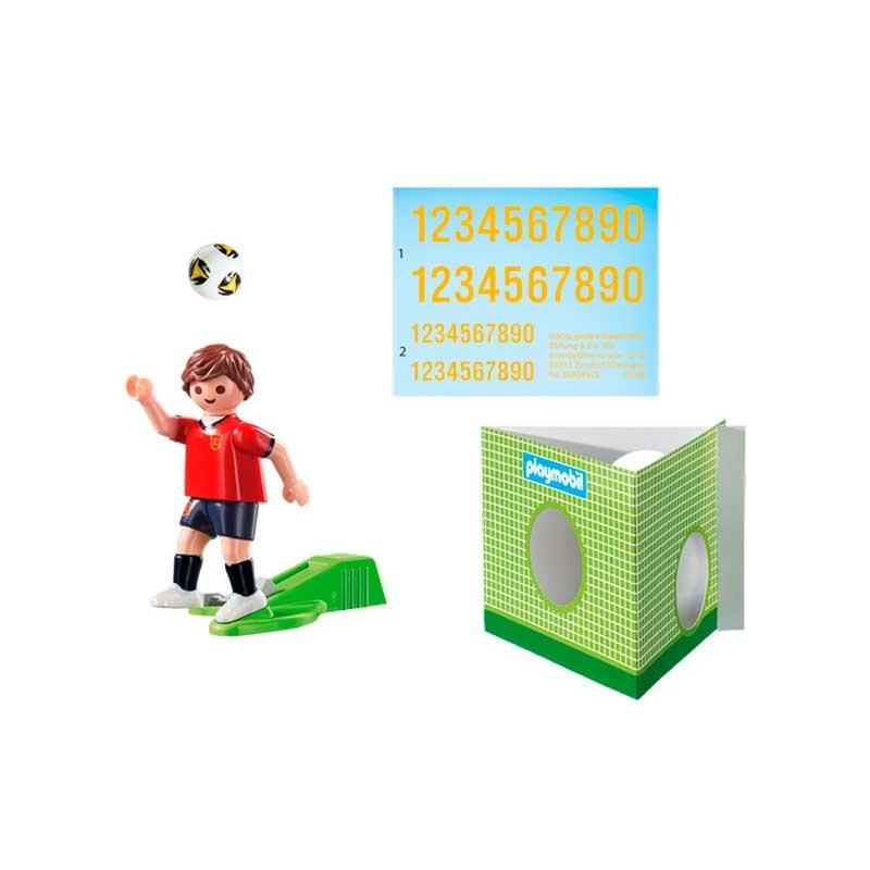 Playmobil Jugador de Fútbol España
