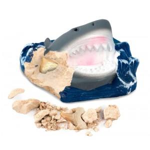 National Geographic Juego Excava Diente de Tiburón