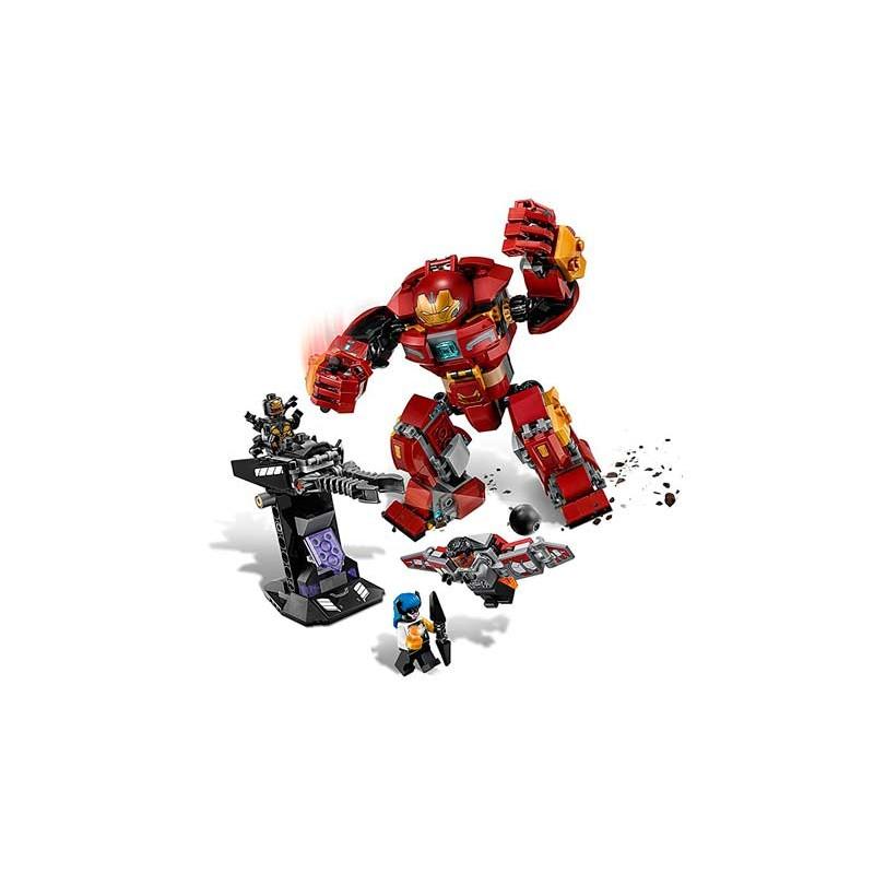 Incursión Demoledora del Hulkbuster