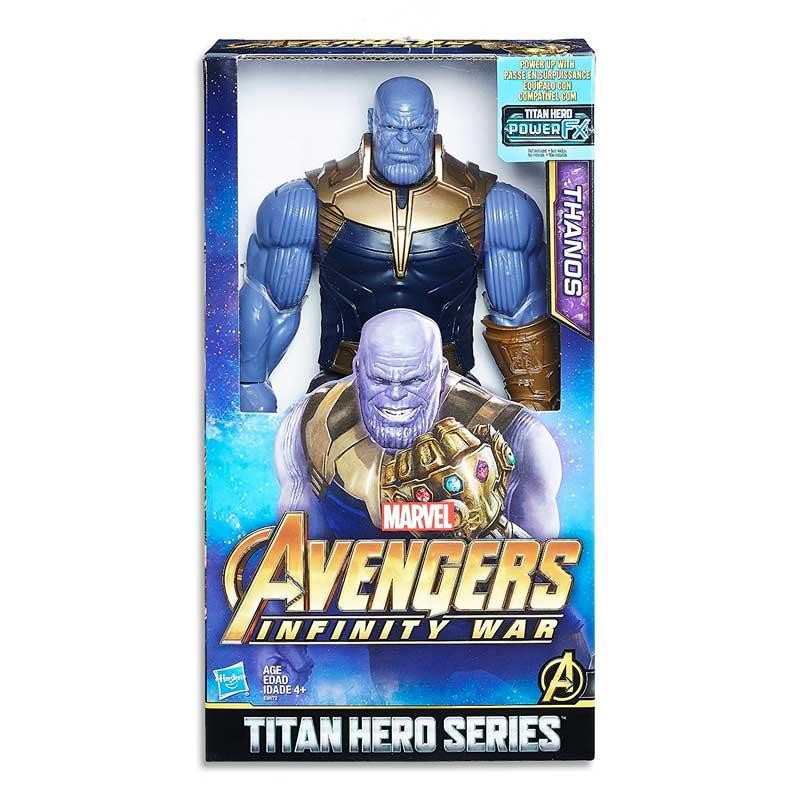 Thanos Titan Hero Series