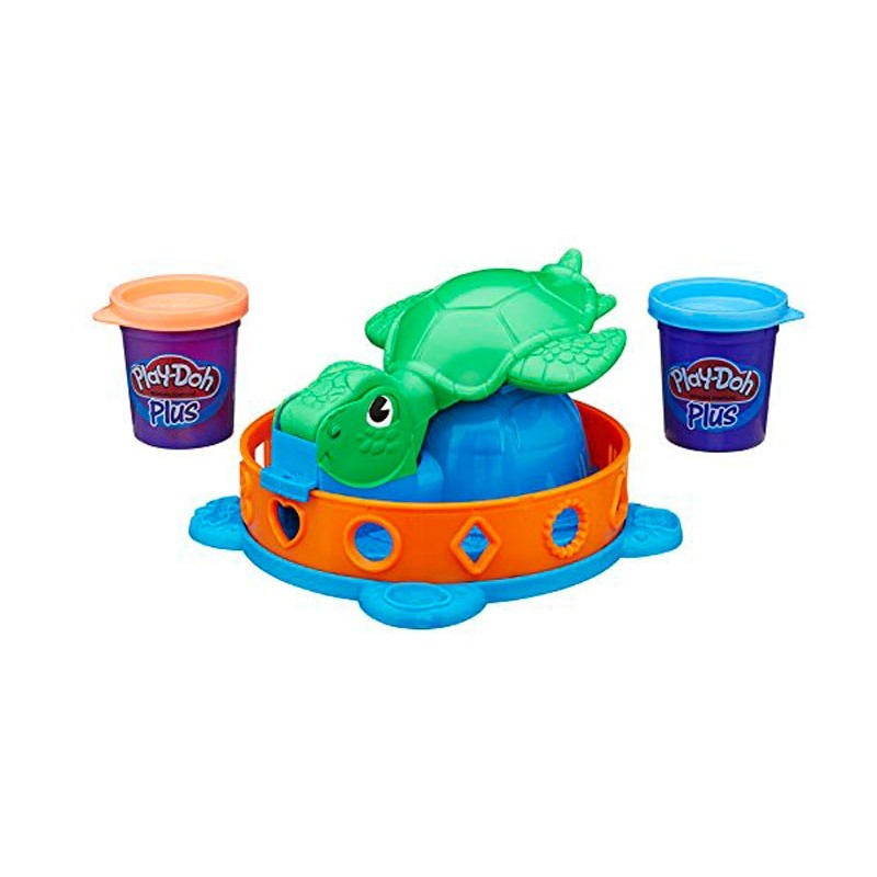 Play-Doh Tortuga Divertida