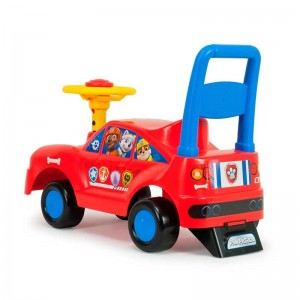 Correpasillos Racing Car Paw Patrol