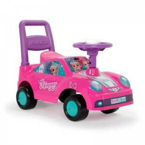 Correpasillos Racing Car Shimmer & Shine