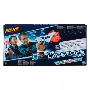 Pack 2 Nerf Laser Ops Alphapoint