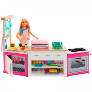 Barbie Cocina Superchef