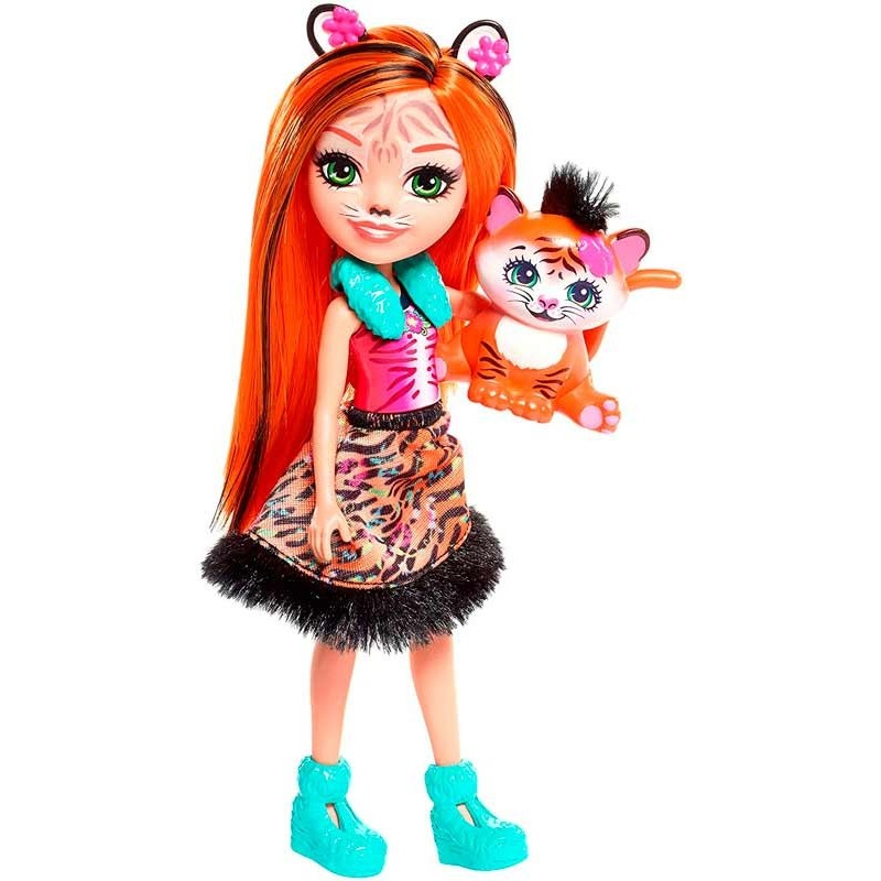 Enchantimals Tanzie Tiger