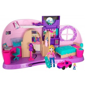 Polly Pocket Dormitorio