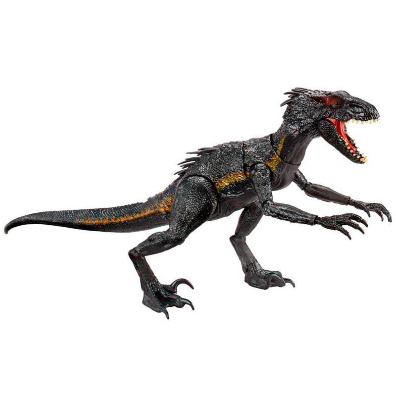 Jurassic World Indoraptor con luces y sonidos