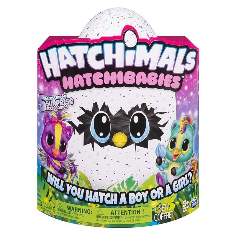 Hatchimals Hatchibabies Ponette