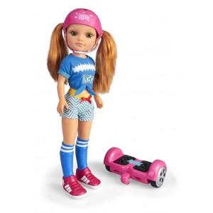 Nancy un Día con mi Hoverboard
