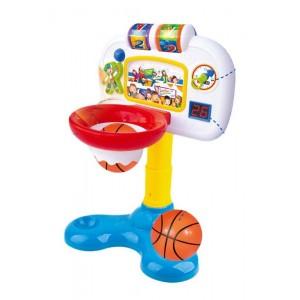 Canasta de Baloncesto Interactiva