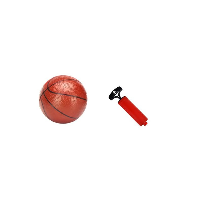 Columpio con Canasta de Baloncesto