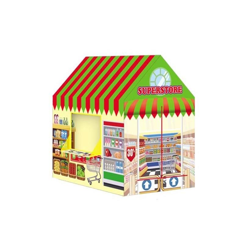 Piscina Supermercado con Bolas