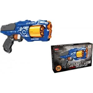 Pistola Infantil de Dardos