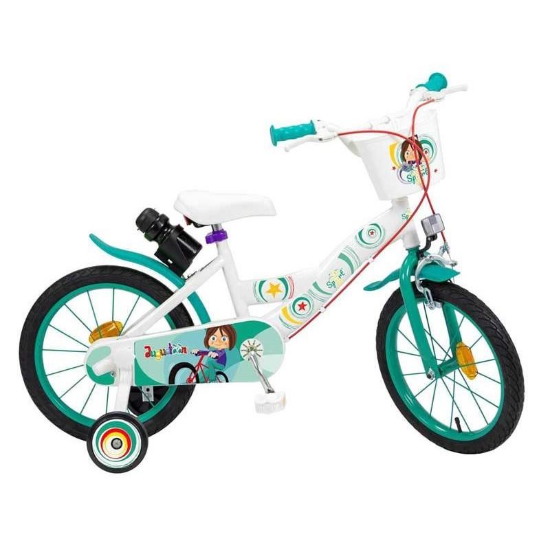 Bicicleta 16 pulgadas Spoort Kids