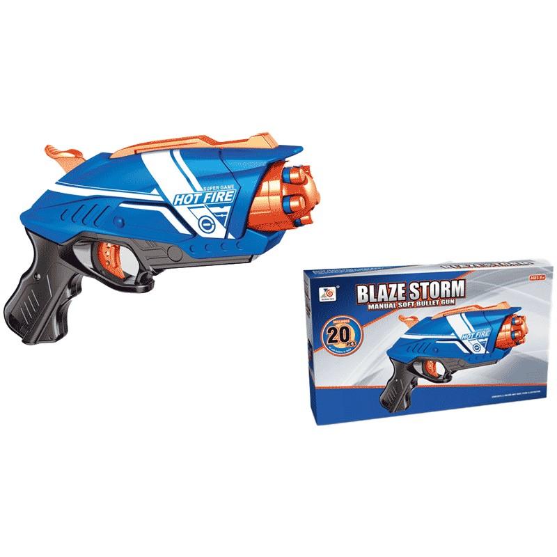Pistola de Bolas para Niños