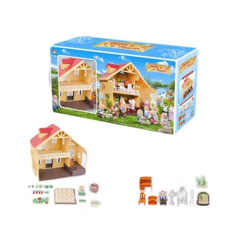 Casa de Campo Mini Figuras