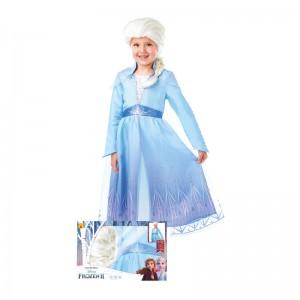 Elsa Frozen II Disfraz M