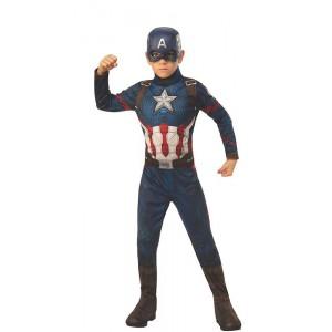 Disfraz Capitán América L
