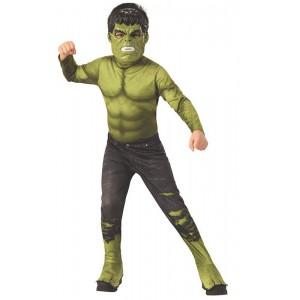 Disfraz de Hulk S