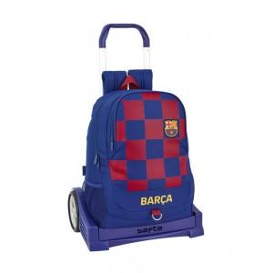 Mochila con Carro FC Barcelona 1ª Equipación 19/20