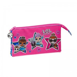 Estuche Triple de LOL Surprise Together ideal para