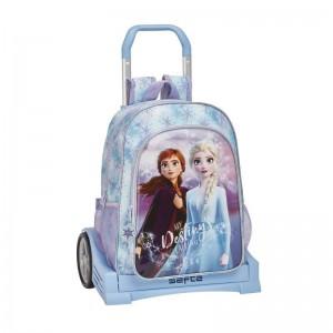 Mochila Frozen II con Carrito